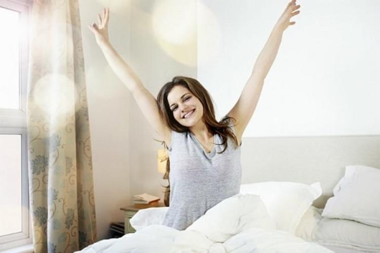 За да подобрите цялостноздравето си, ще ви помогнатняколко обикновени сутрешни