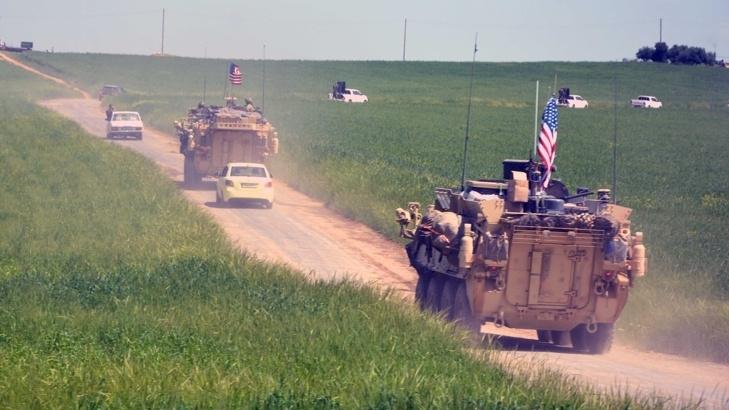 САЩ стартираха изтеглянето си от Сирия