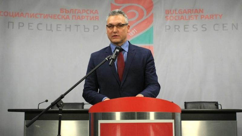 Парламентът отстрани депутата от БСП Валери Жаблянов от заместник-председателския пост