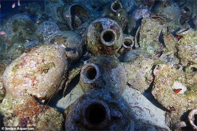 Археолози откриха останките на римски кораб, на борда на който