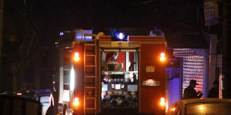 Огнена атака в Монтана остана неосъществена, научи BulNews.bg. Неизвестни се