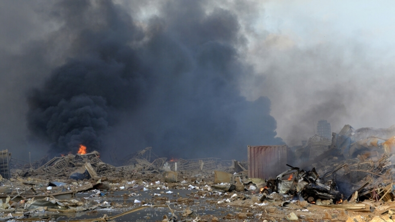 Германски дипломат е загинал при опустошителната експлозия в Бейрут. Той