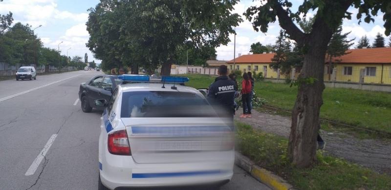 При съвместна проверка на Инспектората и полицията в района на
