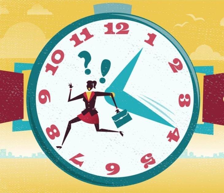 Имате ли достатъчно време за всичко, което искате да правите?