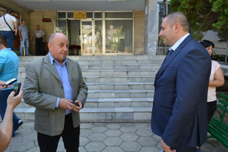 Старши комисар Пламен Томов е новият директор на ОД на