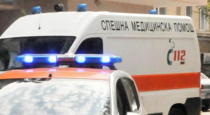 В 17:40 часа в полицията в Русе е постъпил сигнал