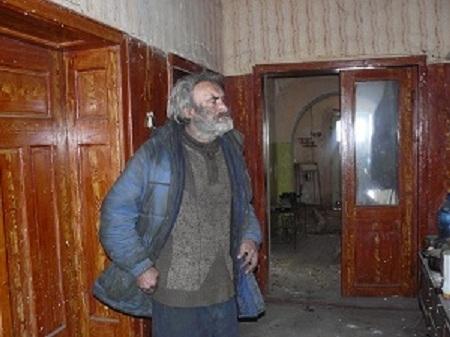 Клетник от Козлодуй тъне в мизерия от години