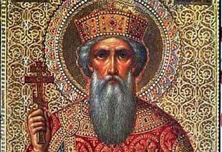 Православната църква чества Св. княз Владимир - той е известен