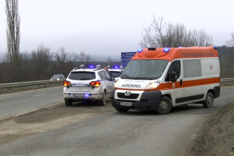 Двама братя от Оряхово са пострадали в катастрофа този следобед
