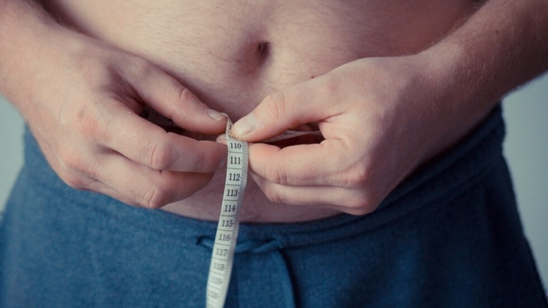 Затлъстяването може да бъде допълнителен рисков фактор в случай на
