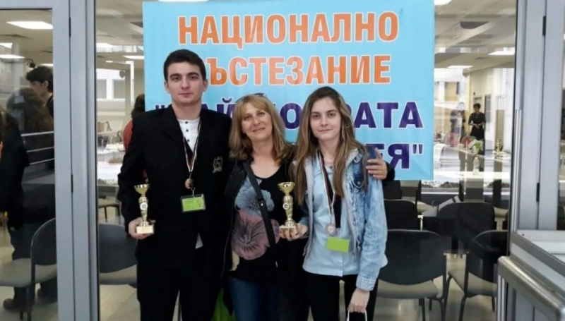 "За поредна година ученици от ПГ ""Проф. д-р Асен Златаров"""