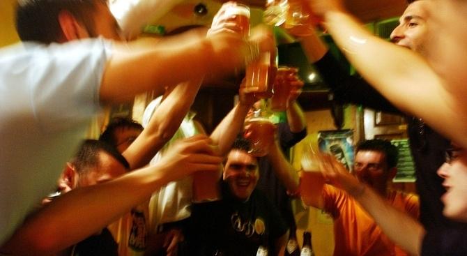 Алкохолът в София в изборния ден и в деня за