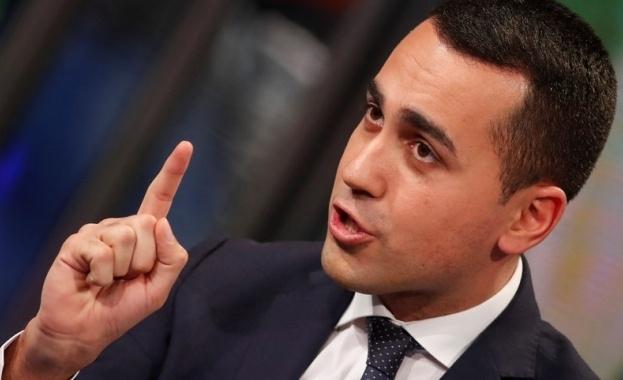 """Италианското правителство на популисткото движение """"5 звезди"""" и крайнодясната """"Лига"""""""