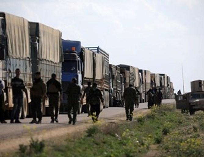 САЩ ще оставят общо около 400 войници в Сирия, разпределени