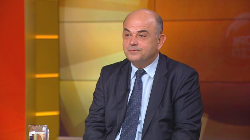 Шефът на борсата Владимир Иванов обсъди цените на олио и