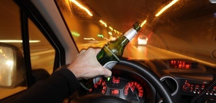 39-годишен врачанин отнесе акт, след като го хванаха пиян зад