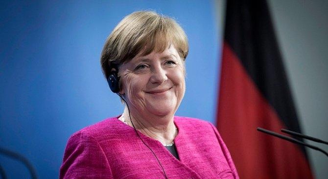 Ангела Меркел даде старт на предизборната кампания на ХДС