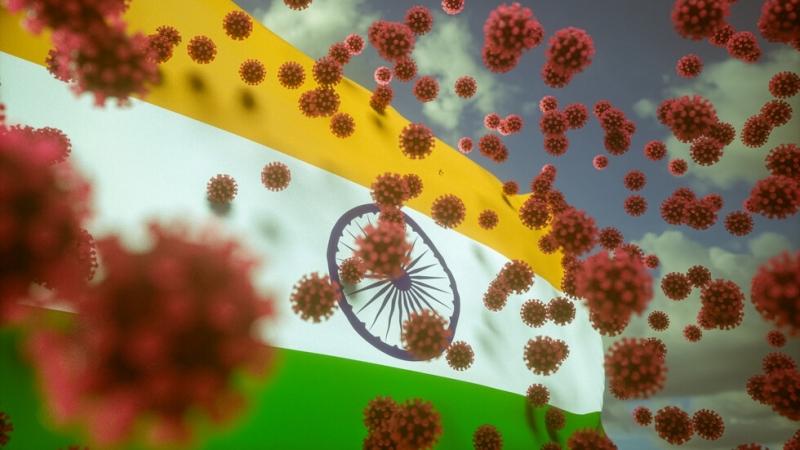 Индия регистрира за първи път повече от 4 000 починали