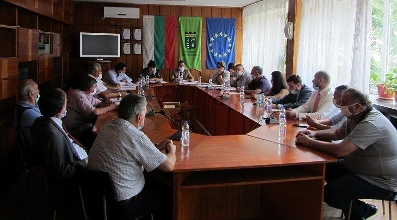"""Избраният за шеф на """"Обредни дейности – Берковица"""" ЕООД инж."""
