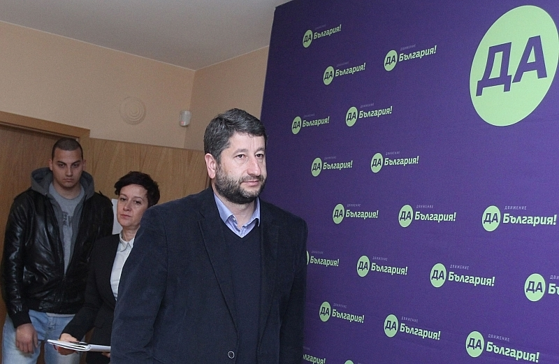 """Христо Иванов: Няма да спрем да настояваме за проверка на казуса """"Булгартабак"""""""