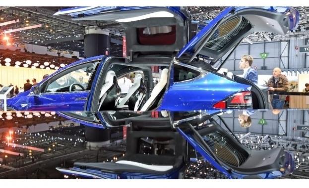 Новият автомобилен завод на Tesla, който ще обслужва европейския пазар,