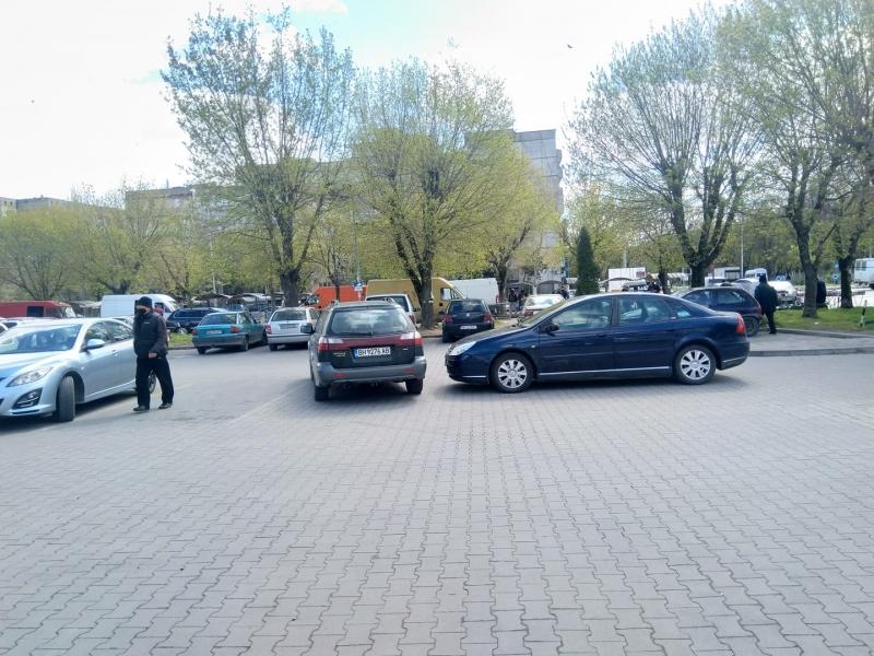 Още едно нагло паркиране пробуди гнева на видинчани, научи агенция