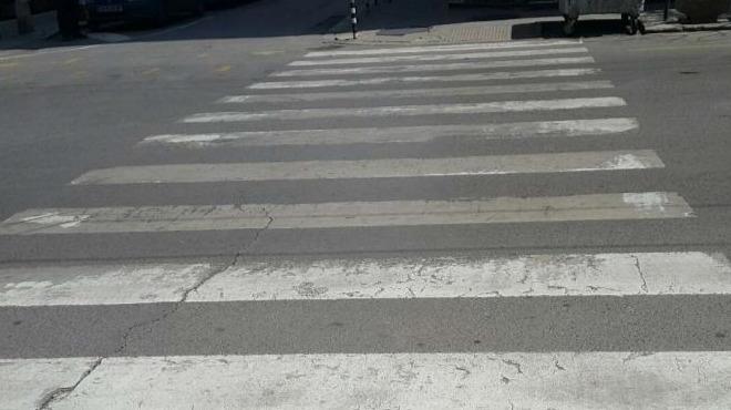 Водач удари пешеходка в Хасково и напуснаместопроизшествието,съобщиха от пресцентъра на