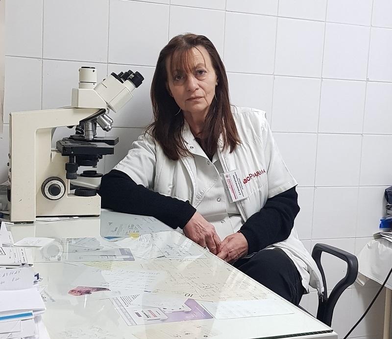 Д-р Валерия Бочева е специалист по кожни и венерически болести
