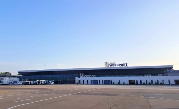 Пътниците и персоналът на международното летище в Кишинев бяха евакуирани