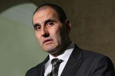 Снимка: Цветан Цветанов: Нямам никакви амбиции да съм евродепутат