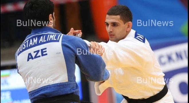 Ивайло Иванов стана втори в Баку