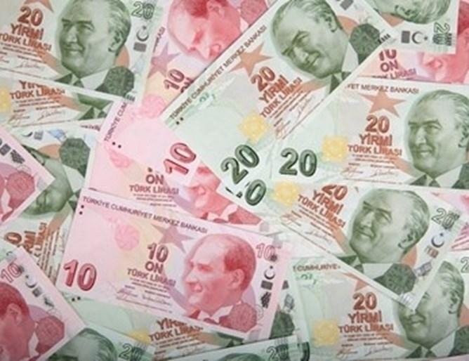 Турската лира падна със 17% спрямо долара днес след уволняването