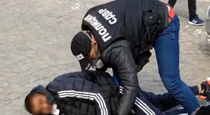Мъж от София е бил арестуван и предаден на прокурор
