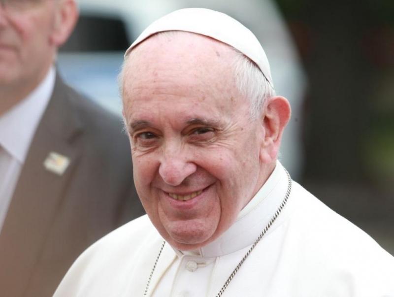 Във втория ден от апостолическото си пътуване в България папа