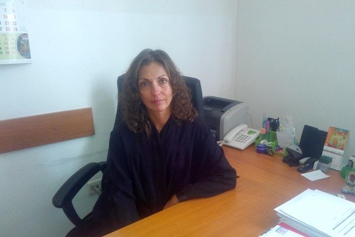 Съдия Вероника Бозова от Районен съд – Враца ще бъде
