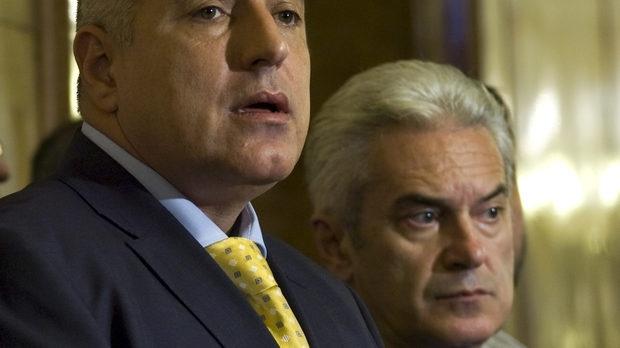Министър-председателят Бойко Борисов е провел днес спешна среща с лидера