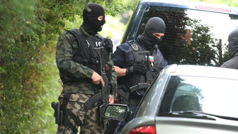 Снимки и лични данни на прокурори са открити при вчерашната