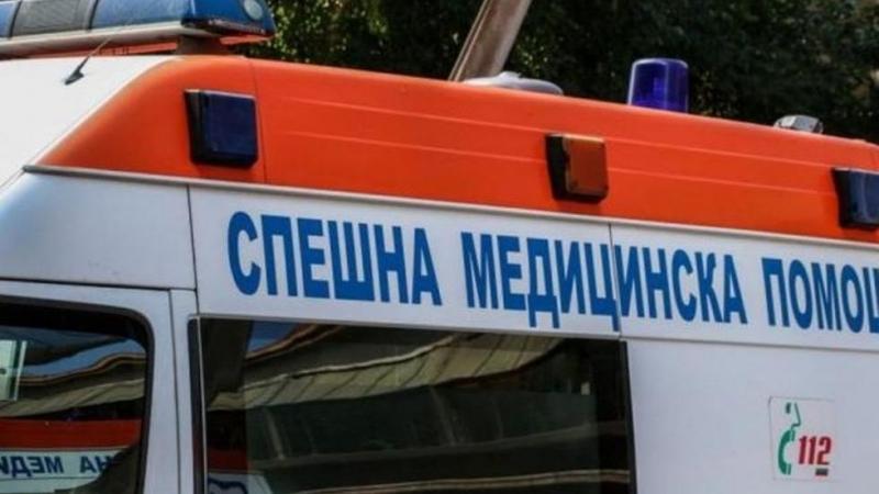Снимка: Мотоциклетист загина при катастрофа край Кърджали