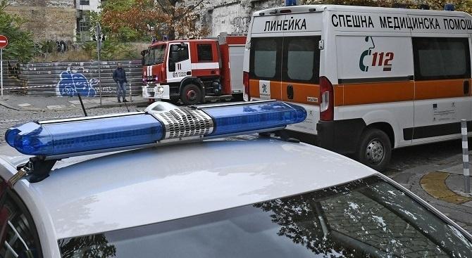 Работник е загинал при трудова злополука в Любимец днес, съобщиха