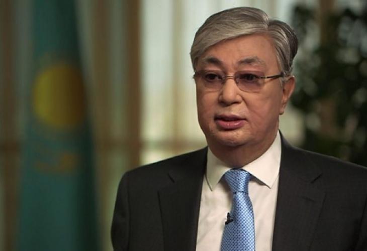 Новият президент на Казахстан Касим-Жомарт Токаев е предложил променяне на