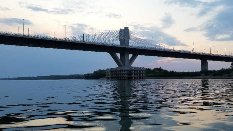 """Поради извършване на ремонтни дейности на """"Дунав мост 2"""" Видин-Калафат"""