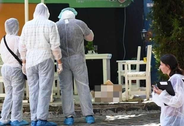 54-годишен мъж застреля жена си в таверна край гръцкия град