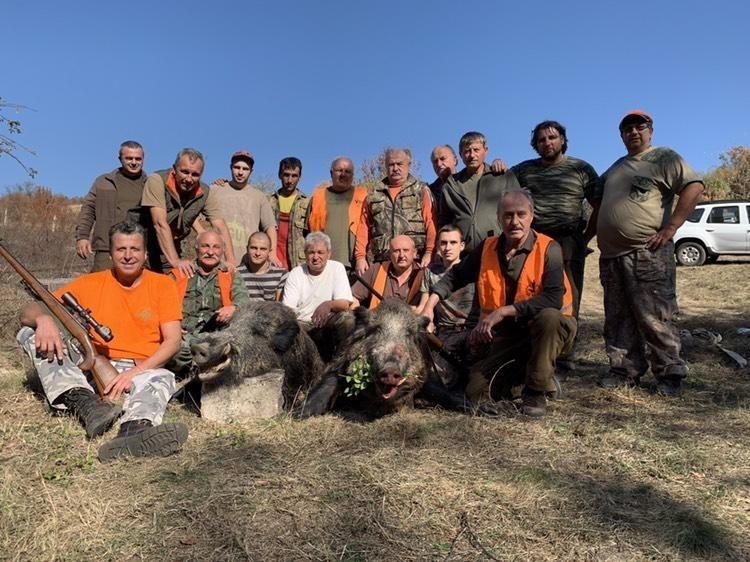 Ловците от дружинката в планинското село Челюстница отстреляха за по-