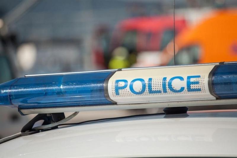 Полицията в Дупница е открила вчера в близост до ж.