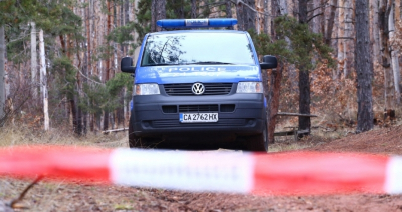 Овчар откри трупа на 83-годишната Анка Ешкова край село Дрангово.