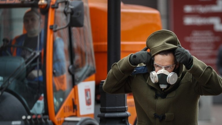 Броят на заразените с коронавируса в Русия се увеличи за