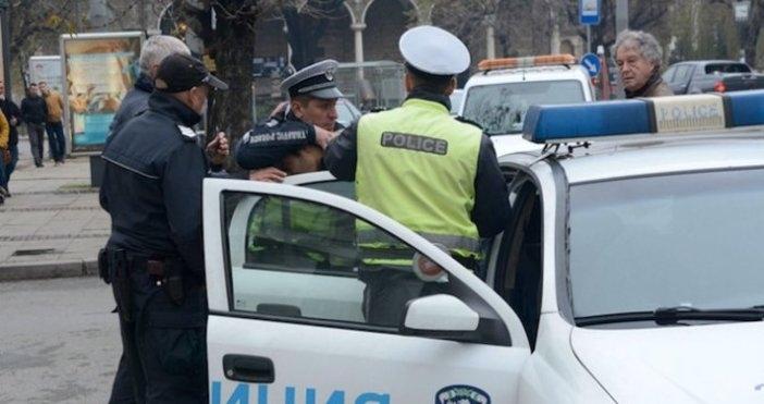 13души са задържани за различни нарушенияпреди футболната среща между отборите