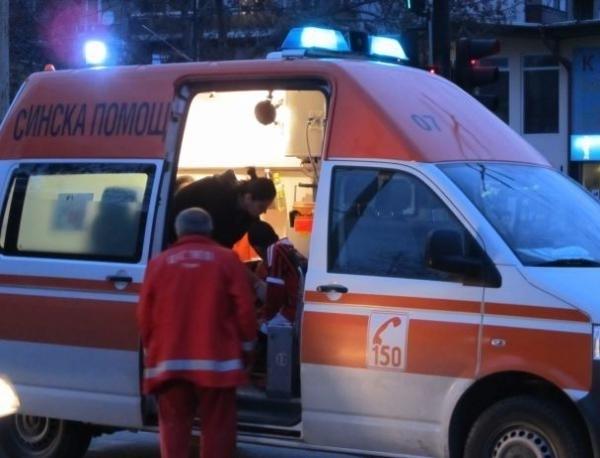 Тежък пътен инцидент е станал тази вечер в Криводол, научи