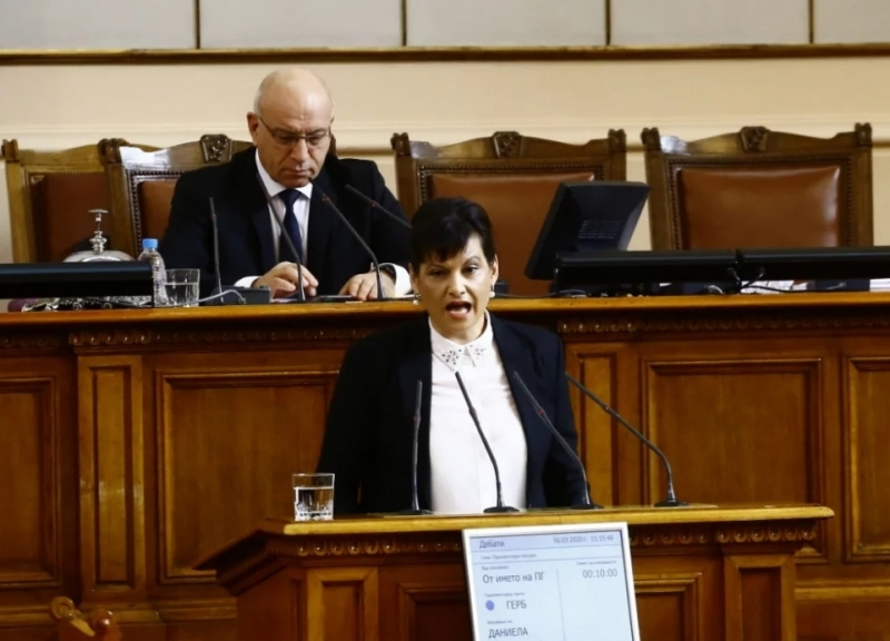 Голям сеир с обиди и закани в парламента