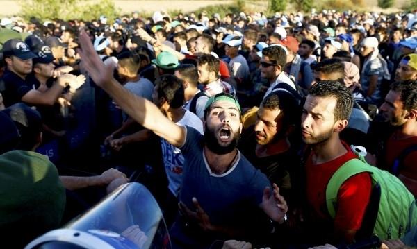 Малко под 650 000 мигранти са потърсили убежище в ЕС
